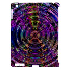 Color In The Round Apple Ipad 3/4 Hardshell Case (compatible With Smart Cover) by BangZart