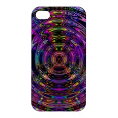 Color In The Round Apple Iphone 4/4s Premium Hardshell Case by BangZart
