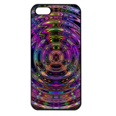 Color In The Round Apple Iphone 5 Seamless Case (black)