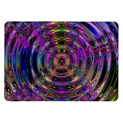 Color In The Round Samsung Galaxy Tab 8 9  P7300 Flip Case