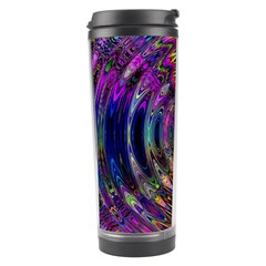 Color In The Round Travel Tumbler by BangZart