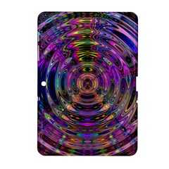 Color In The Round Samsung Galaxy Tab 2 (10 1 ) P5100 Hardshell Case  by BangZart
