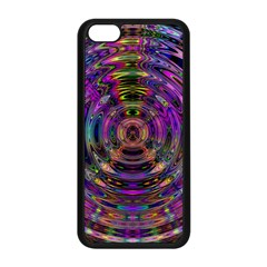 Color In The Round Apple Iphone 5c Seamless Case (black)