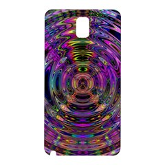 Color In The Round Samsung Galaxy Note 3 N9005 Hardshell Back Case
