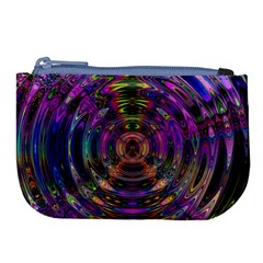 Color In The Round Large Coin Purse by BangZart