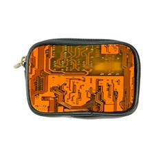 Circuit Board Pattern Coin Purse