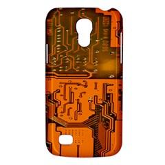Circuit Board Pattern Galaxy S4 Mini