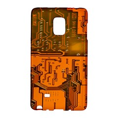 Circuit Board Pattern Galaxy Note Edge