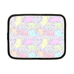 Cat Animal Pet Pattern Netbook Case (small)