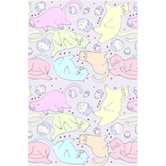 Cat Animal Pet Pattern 5 5  X 8 5  Notebooks by BangZart