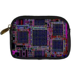Cad Technology Circuit Board Layout Pattern Digital Camera Cases