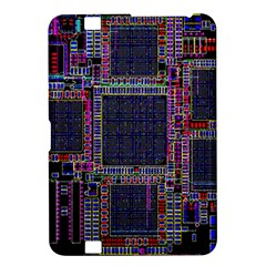Cad Technology Circuit Board Layout Pattern Kindle Fire Hd 8 9  by BangZart