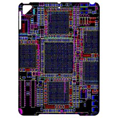Cad Technology Circuit Board Layout Pattern Apple Ipad Pro 9 7   Hardshell Case by BangZart