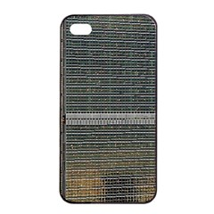 Building Pattern Apple Iphone 4/4s Seamless Case (black) by BangZart