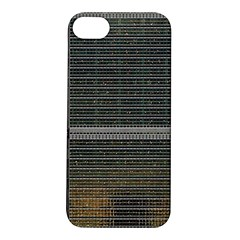 Building Pattern Apple Iphone 5s/ Se Hardshell Case by BangZart