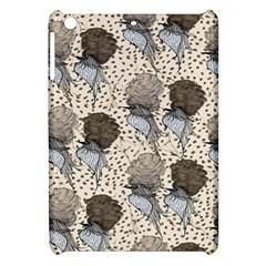 Bouffant Birds Apple Ipad Mini Hardshell Case by BangZart