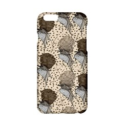 Bouffant Birds Apple Iphone 6/6s Hardshell Case by BangZart