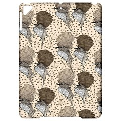 Bouffant Birds Apple Ipad Pro 9 7   Hardshell Case by BangZart