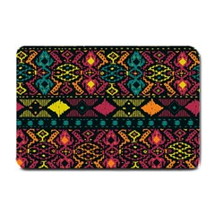 Bohemian Patterns Tribal Small Doormat