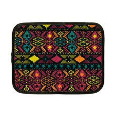 Bohemian Patterns Tribal Netbook Case (small)  by BangZart