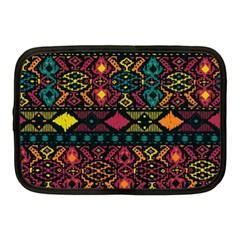 Bohemian Patterns Tribal Netbook Case (medium)  by BangZart