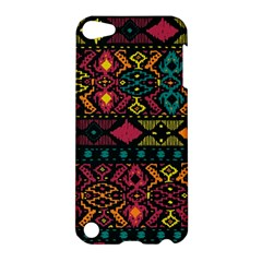 Bohemian Patterns Tribal Apple Ipod Touch 5 Hardshell Case by BangZart