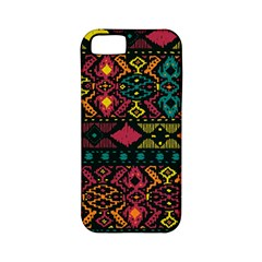 Bohemian Patterns Tribal Apple Iphone 5 Classic Hardshell Case (pc+silicone)