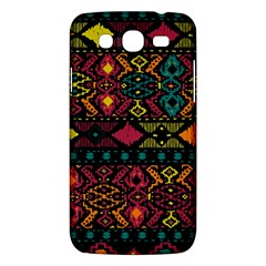 Bohemian Patterns Tribal Samsung Galaxy Mega 5 8 I9152 Hardshell Case  by BangZart