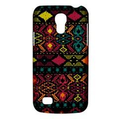Bohemian Patterns Tribal Galaxy S4 Mini by BangZart