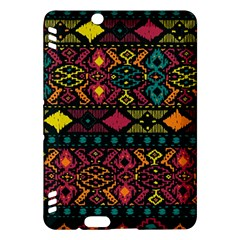 Bohemian Patterns Tribal Kindle Fire Hdx Hardshell Case by BangZart