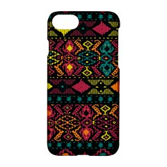 Bohemian Patterns Tribal Apple Iphone 7 Hardshell Case