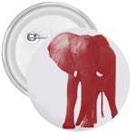 Pink Elephant 3  Button