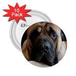 English Mastiff 2.25  Button (10 pack)