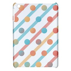 Simple Saturated Pattern Apple Ipad Mini Hardshell Case by linceazul