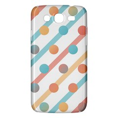 Simple Saturated Pattern Samsung Galaxy Mega 5 8 I9152 Hardshell Case  by linceazul