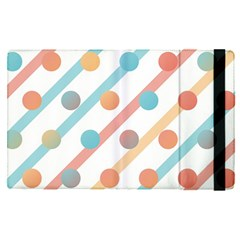 Simple Saturated Pattern Apple Ipad Pro 12 9   Flip Case by linceazul