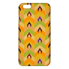 Funny Halloween   Bat Pattern 1 Iphone 6 Plus/6s Plus Tpu Case by MoreColorsinLife