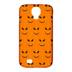 Funny Halloween   Face Pattern Samsung Galaxy S4 Classic Hardshell Case (pc+silicone) by MoreColorsinLife