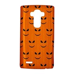 Funny Halloween   Face Pattern Lg G4 Hardshell Case by MoreColorsinLife