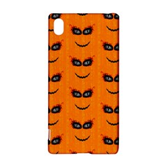 Funny Halloween   Face Pattern 2 Sony Xperia Z3+ by MoreColorsinLife