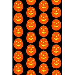 Funny Halloween   Pumpkin Pattern 2 5 5  X 8 5  Notebooks by MoreColorsinLife