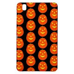 Funny Halloween   Pumpkin Pattern 2 Samsung Galaxy Tab Pro 8 4 Hardshell Case by MoreColorsinLife