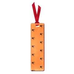 Funny Halloween   Spider Pattern Small Book Marks by MoreColorsinLife