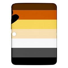 International Bear Brotherhood Samsung Galaxy Tab 3 (10 1 ) P5200 Hardshell Case  by TailWags