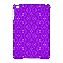 Decorative Seamless Pattern  Apple Ipad Mini Hardshell Case (compatible With Smart Cover)