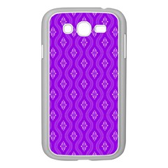 Decorative Seamless Pattern  Samsung Galaxy Grand Duos I9082 Case (white)