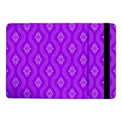 Decorative Seamless Pattern  Samsung Galaxy Tab Pro 10 1  Flip Case