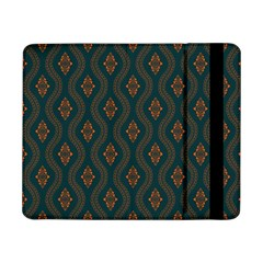 Ornamental Pattern Background Samsung Galaxy Tab Pro 8 4  Flip Case by TastefulDesigns
