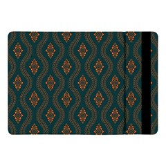 Ornamental Pattern Background Apple Ipad Pro 10 5   Flip Case