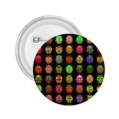Beetles Insects Bugs 2 25  Buttons by BangZart